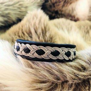armband-kion-smycke-tenntråd-koppartråd-läder-slöjdmaterial