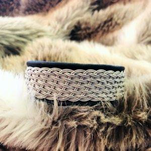 armband-ola-smycke-tenntråd-koppartråd-läder-slöjdmaterial