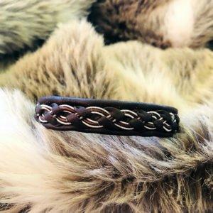 armband-siv-smycke-tenntråd-koppartråd-läder-slöjdmaterial